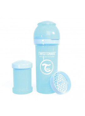Fles 260ml Pastel Blue